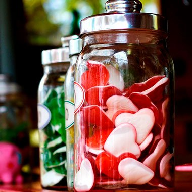 Caramelos y confites